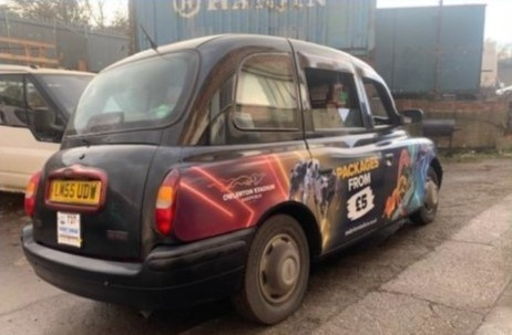 In Taxi Advertising - Media Planning & Buying Experts -