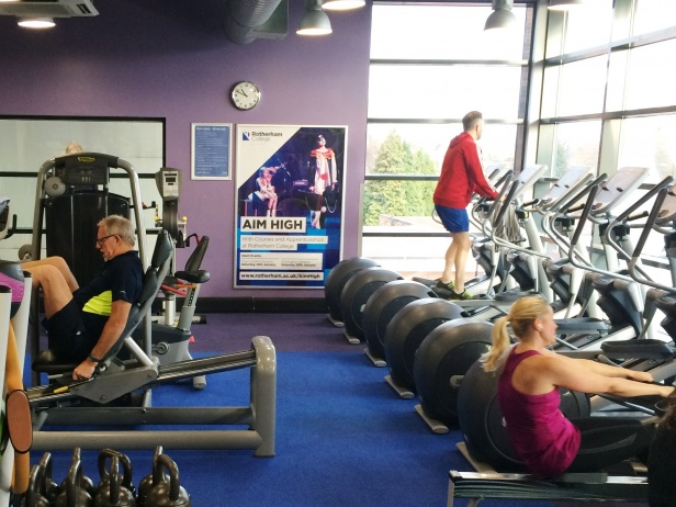 Leisure Centre Advertising  - Media Planning & Buying Experts -