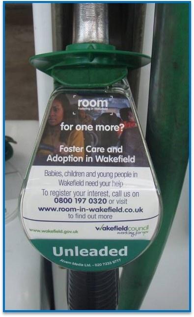 Petrol Pump Adnozzle Advertising - Media Planning & Buying  -