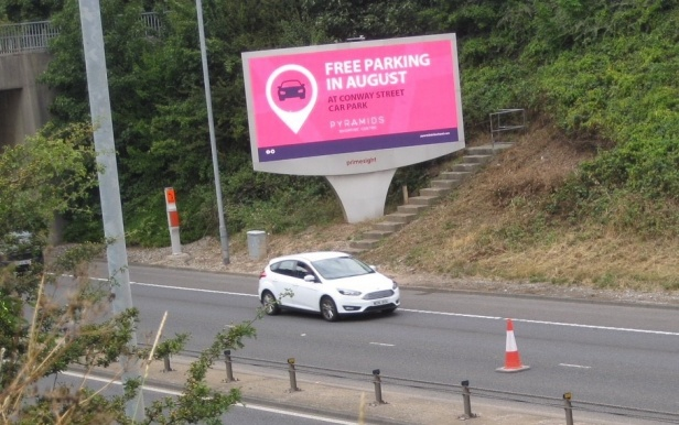 Digital Roadside Advertising  - Media Planning & Buying Specialists -